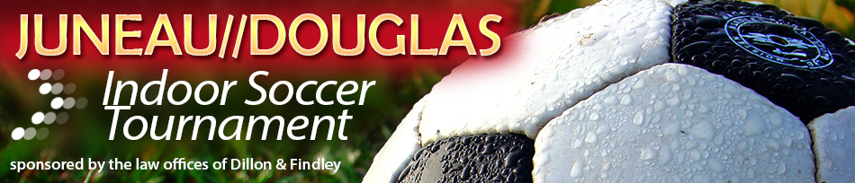 Juneau-Douglas Indoor Soccer Tournament